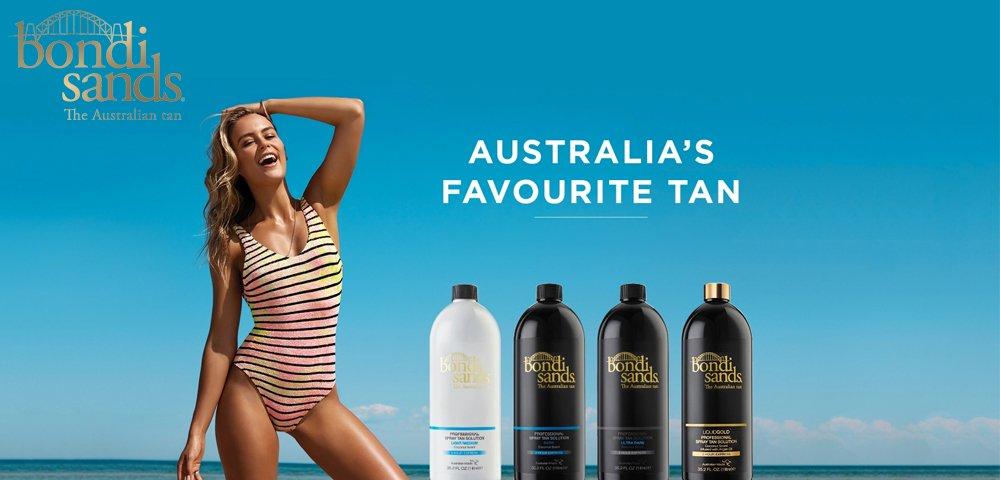 Bondi Sands Spray Tan